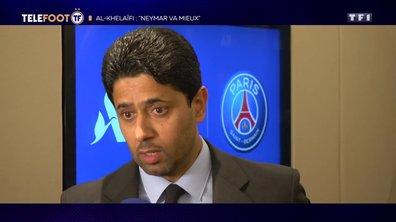 """[EXCLU Téléfoot 24/02] – Al-Khelaïfi sur PSG-United : """"Nous ne sommes pas encore qualifiés"""""""