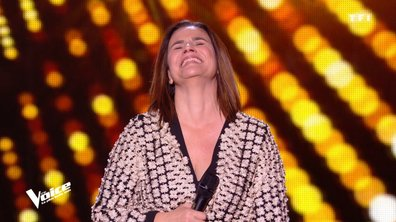 THE VOICE 2020 - Nataly Vetrano tient sa revanche