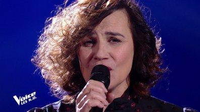 """The Voice 2020 - KO LARA FABIAN : Nataly Vetrano chante """"Sur un prélude de Bach"""" de Maurane"""