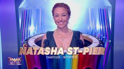 """Mask Singer - Natasha St Pier [Cupcake] : """"C'était très dur de garder ce secret """""""