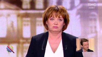 Nathalie Saint Crik et Christophe Jackubysin, deux journalistes absents du débat