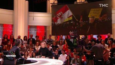 """Le nazisme toujours présent en Allemagne ? Diane Kruger a """"honte"""""""