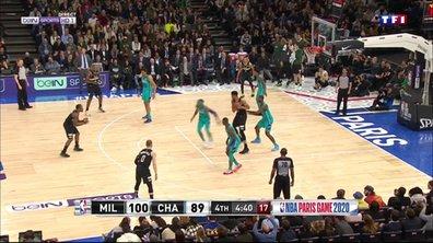 NBA Paris Game 2020 : un mémorable premier match disputé à Paris