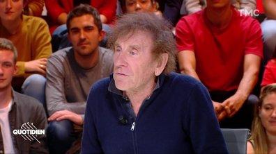 Ne dites surtout pas à Alain Souchon qu'il n'a rien fait pendant 11 ans