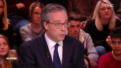 """""""Nous ne voulons pas de guerre froide"""", assure l'ambassadeur de Grande-Bretagne en France"""