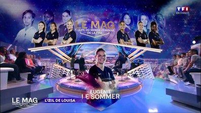 L'oeil de Louisa Necib : Le premier but de Le Sommer