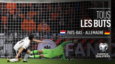 Pays-Bas - Allemagne (2 - 3) : Voir tous les buts du match en vidéo