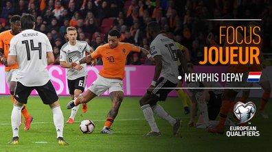 Pays-Bas - Allemagne : Voir le match de Memphis Depay en vidéo