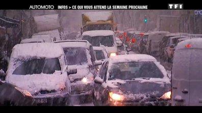 Neige sur les routes : les conseils d'Automoto.fr pour mieux circuler