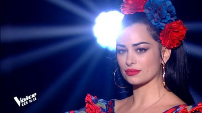 "THE VOICE 2020 - Nessa chante ""La Isla Bonita"" de Madonna (KO)"