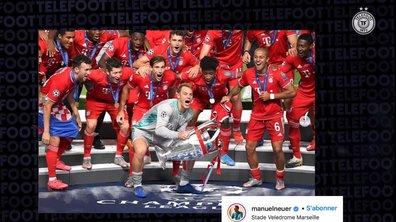 VIDEO - Quand Neuer et Cuisance chambrent le PSG après le match