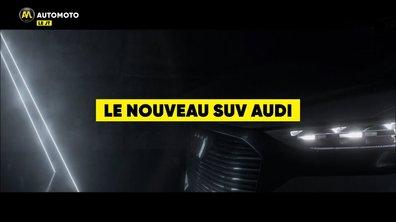 VIDEO - Le Q4 e-Tron dans sa version quasi définitive !