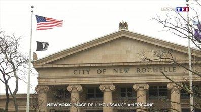 New York, l'image de l'impuissance américaine face à l'épidémie