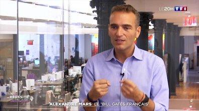 New York : rencontre avec Alexandre Mars