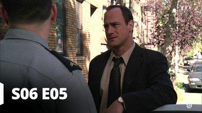 New York Unité Spéciale - S06 E05 - La vérité sous silence