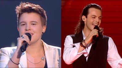 The Voice : les playlists Spotify de Nuno Resende et Lois
