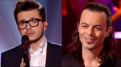 The Voice : Nuno Resende et Olympe sont les premiers finalistes !