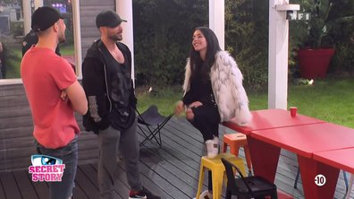 Secret Story 11 : Laura se moque d'Alain