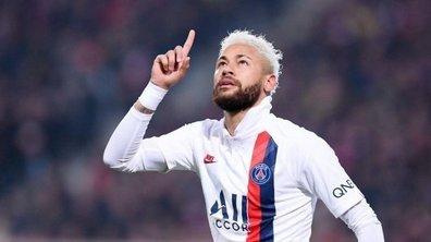 "VIDEO - Neymar : ""Je reste au PSG"""