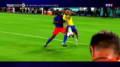Neymar : le retour en grâce