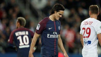 """Ligue 1 - PSG / Lyon (2-0) : Emery évoque les penaltys : """"Si Cavani et Neymar ne trouvent pas d'accord, je vais prendre la décision sur qui va frapper"""""""