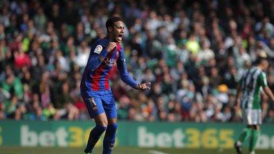 Liga - FC Barcelone : A 25 ans, Neymar a des temps de passage dignes de Messi (mais il devance Ronaldo)