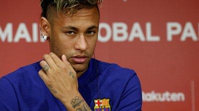 Mercato - PSG : Neymar a fait ses adieux à ses coéquipiers