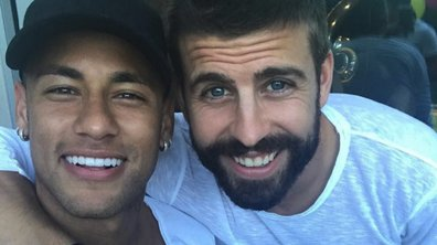 Quand Gerard Pique interview Neymar… [Video]