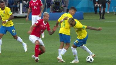 Brésil-Suisse : les plus beaux gestes techniques de la bande à Neymar