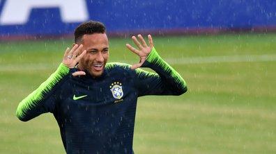 """VIDEO - Ces enfants s'entraînent à """"faire une Neymar"""" (et c'est hilarant)"""