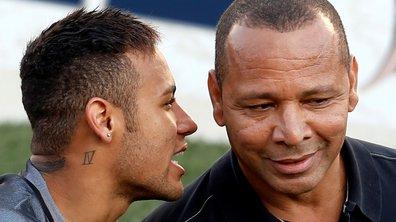 PSG : Le père de Neymar se prononce sur la blessure de son fils