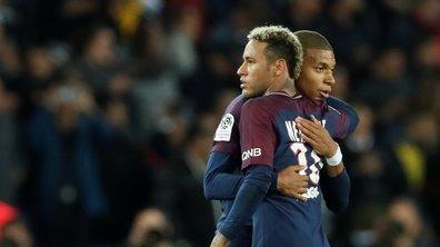 """Neymar se dit """"très heureux"""" pour Mbappé et Rakitic avant France-Croatie"""