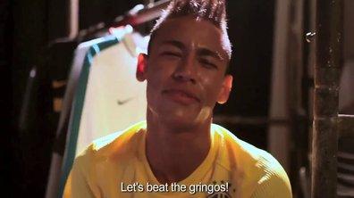 Nike lance un défi Ronaldo / Neymar sur Facebook !