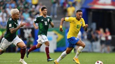 Brésil - Mexique (2-0) : le match en un coup d'œil