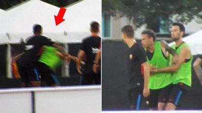 VIDEO - Barcelone: une bagarre éclate à l'entraînement entre Neymar et Nelson Semedo