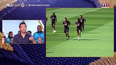 Mercato - Neymar reste à Paris