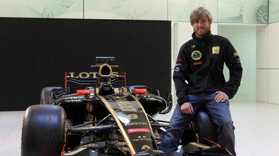 F1 : Nick Heidfeld remplace Robert Kubica chez Lotus Renault