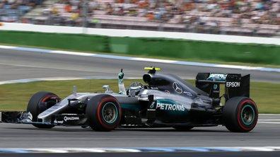 F1 - GP Allemagne 2016: Rosberg n'a plus le droit à l'erreur