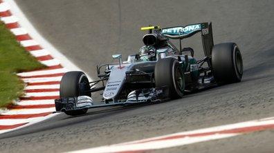 F1 GP d'Italie 2016 : Les Mercedes survolent les essais 1