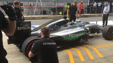 F1 – GP d'Autriche 2016 : Nico Rosberg domine les essais libres 1