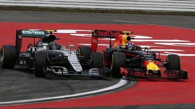 F1 - GP Allemagne 2016: Verstappen fustige le pilotage de Rosberg