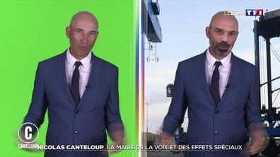 Nicolas Canteloup : la magie de la voix et des effets spéciaux