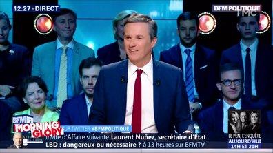 Nicolas Dupont-Aignan, total anti-média... sauf avec vous, vous et vous