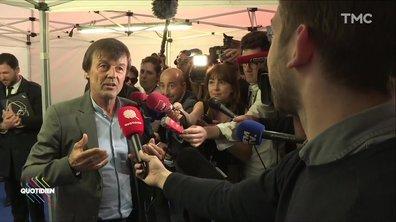 Nicolas Hulot : face aux Français, un ministre à la peine