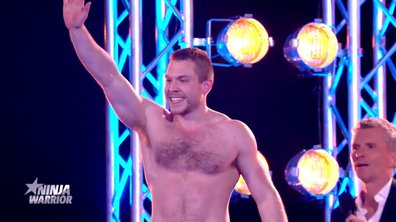 Nicolas Kinche, L'efficacité made in Scotland  – Ninja Warrior