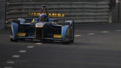 Formule e - Monaco 2015 : Senna et Prost aux avant-postes