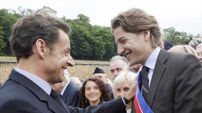 Le Président Nicolas Sarkozy est grand-père !