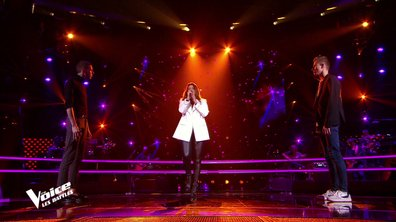 "The Voice 2021 - Nicolas VS Lara Bou Abdo VS Jessie Will chantent ""Je te promets"" de Zaho"