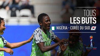 Nigéria - Corée du Sud : Voir tous les buts du match en vidéo