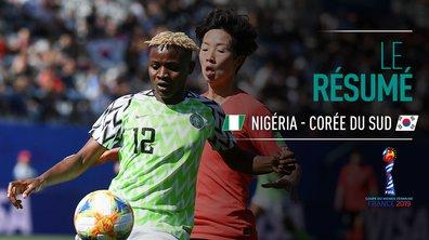 Nigéria - Corée du Sud : Voir tous le résumé du match en vidéo